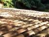Mischung aus verschiedenen Dachziegelfarben