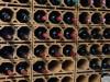 Weinregalsystem aus Ton für sechs Flaschen und mehr