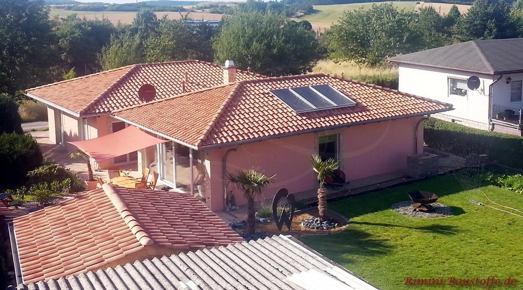 tolle mediterrane Haus- und Gartengestaltung