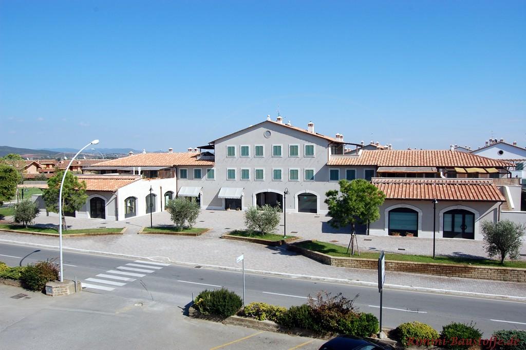 grosses mediterranes Anwesen in Italien