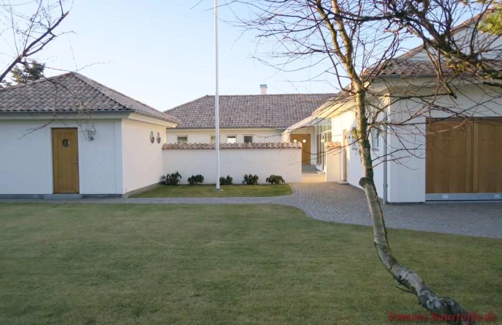 Wohnhaus mit mehreren Komplexen