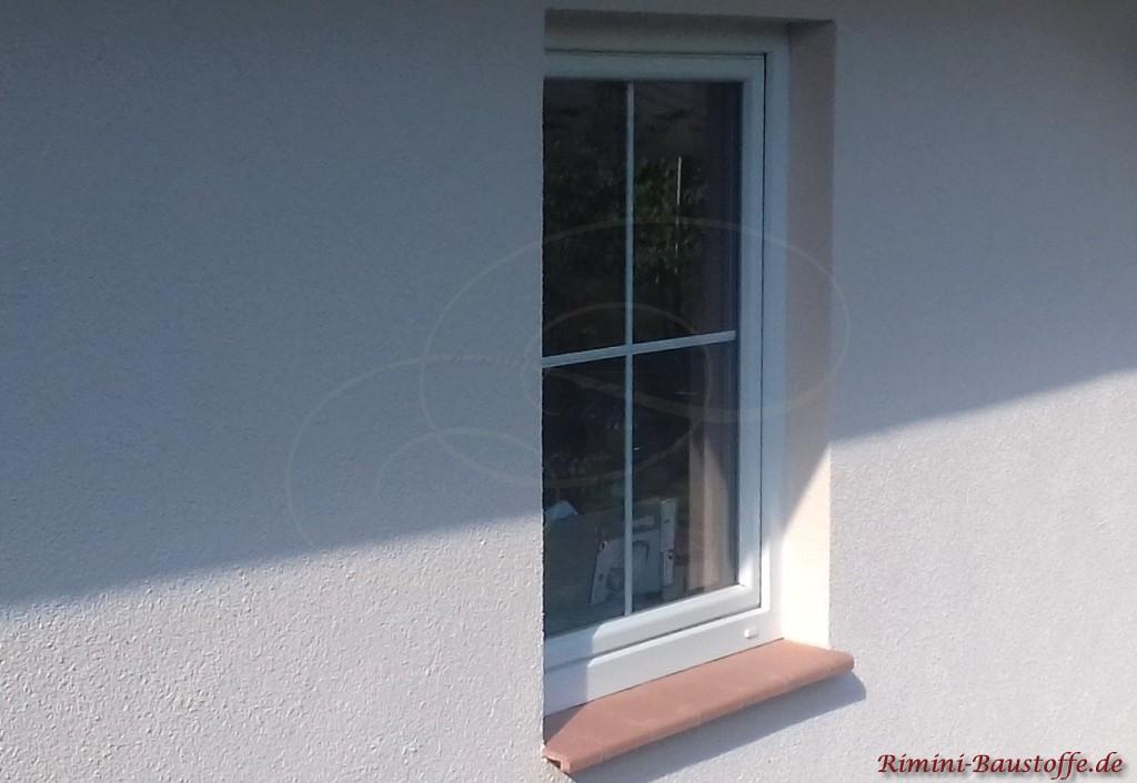 Fensterbank aus Ton