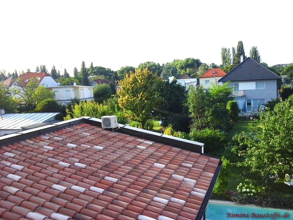 mediterrane Dachziegel in Deutschland