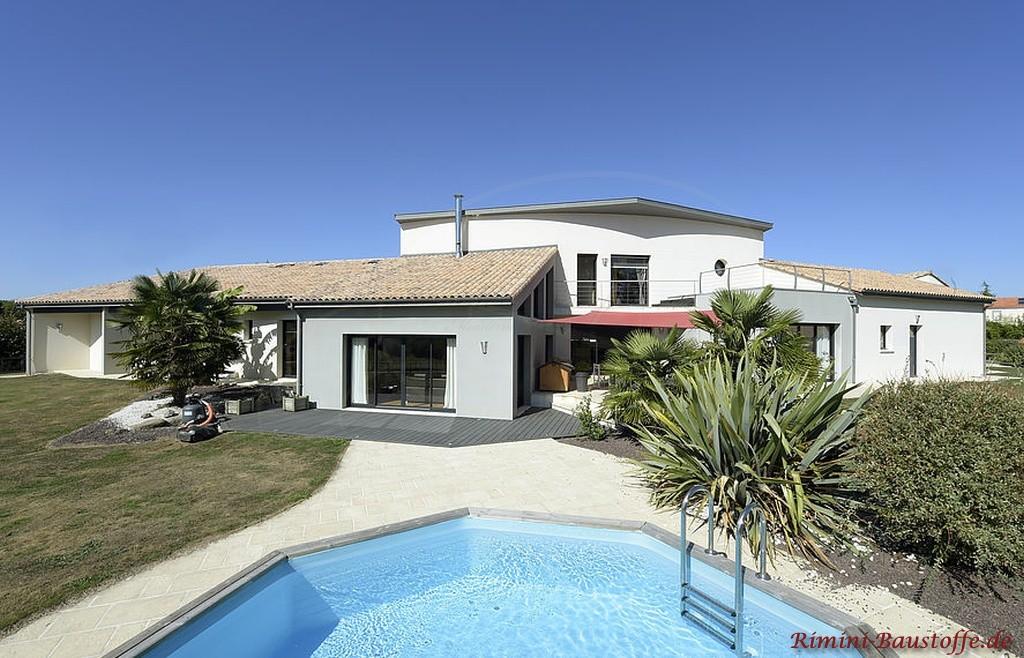 Ein Haus wie in der Toskana - mediterraner Flair