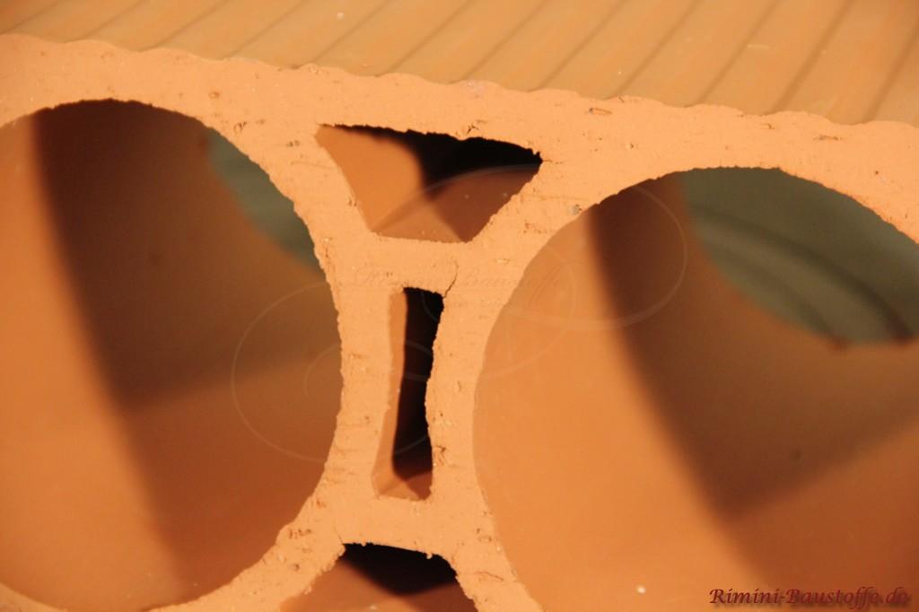 Nahaufnahme des Materials der Weinlagersteine