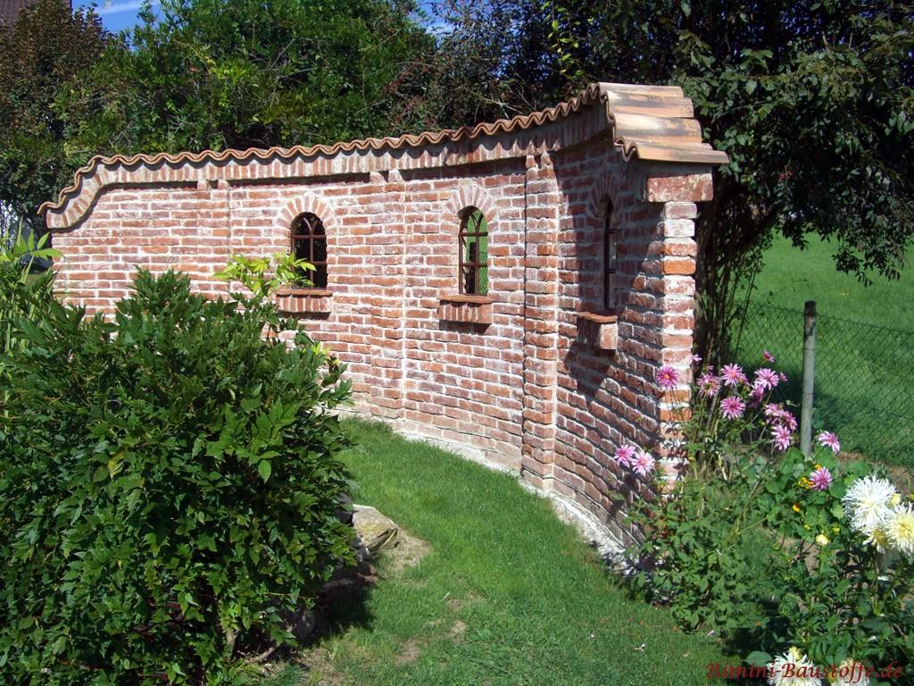 Genial Gartenmauer Mediterran Verputzt Konzept Sourcecravecom 4949027 .