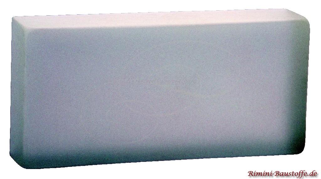Vollglaselemente aus Muranoglas in matt