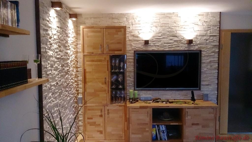 riemchen caesar marie ocre highlight im wohnzimmer mit beleuchtung. Black Bedroom Furniture Sets. Home Design Ideas