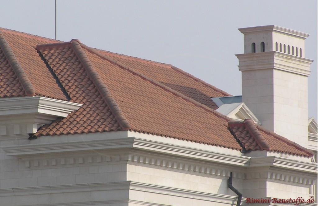 Nahaufnahme der Farbe Brun rustique mit verschiedenen Changierungen