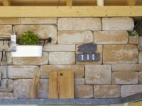 Mauersteine Muro Romano