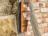 Wandlampen für Innen und Aussen