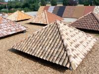 Ausstellung Dachziegel in Apen