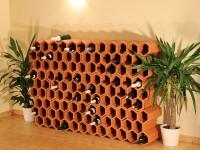 Weinlagerstein Casier 6Trou