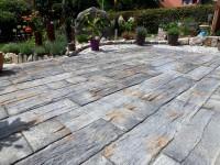 Terrassenplatten Nature