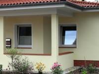 Welche Hausfarbe Zu Rotem Dach welche hausfarbe zu rotem dach die besten klinker ideen auf