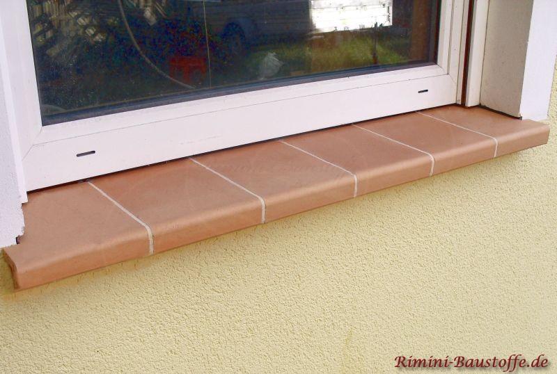 mediterrane Fensterbaenke
