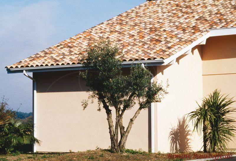 wunderschönes südländisches Dach