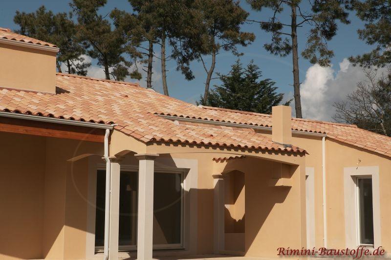 Kleines Haus mit mediterranem Flair in Frankreich