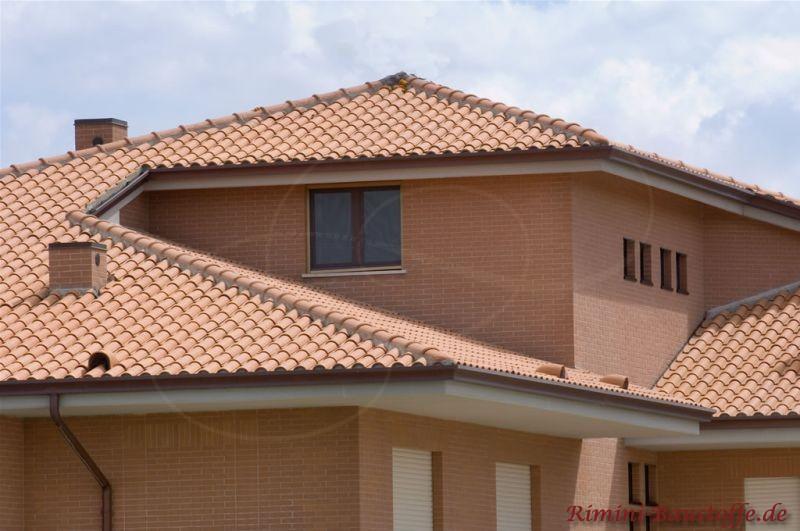 Mehrfamilienhaus im italienischem Stil