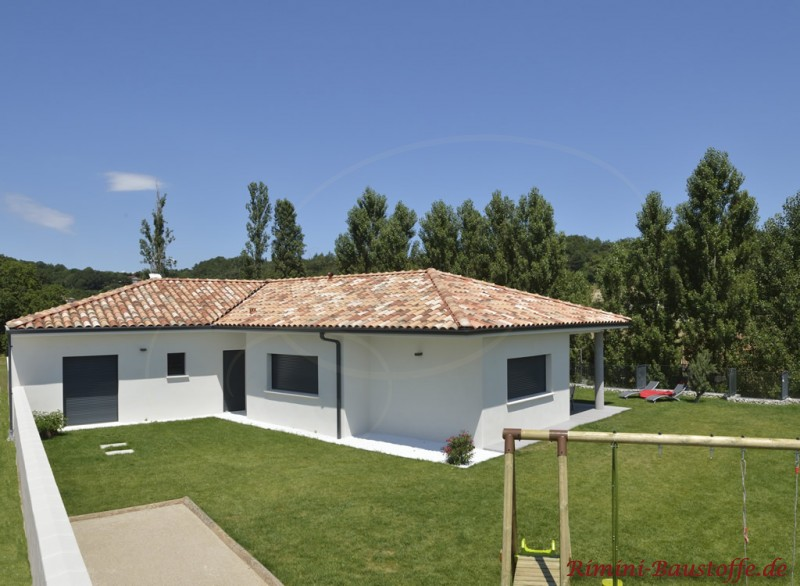 Bungalow Farben bungalow mediterran affordable mediterran style lightweight house