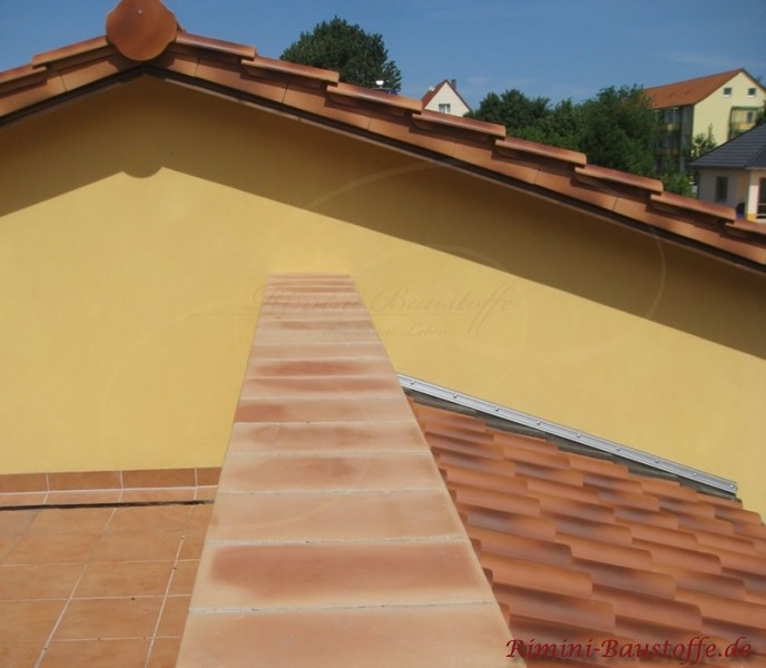 Rimini Baustoffe appuise moulure occitan farbe flamme languedoc bilder